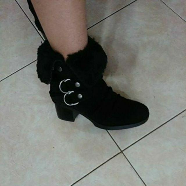 Nine West 短靴 靴子 可折
