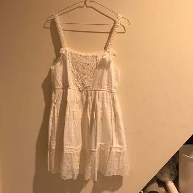 No Brand Little White Dress