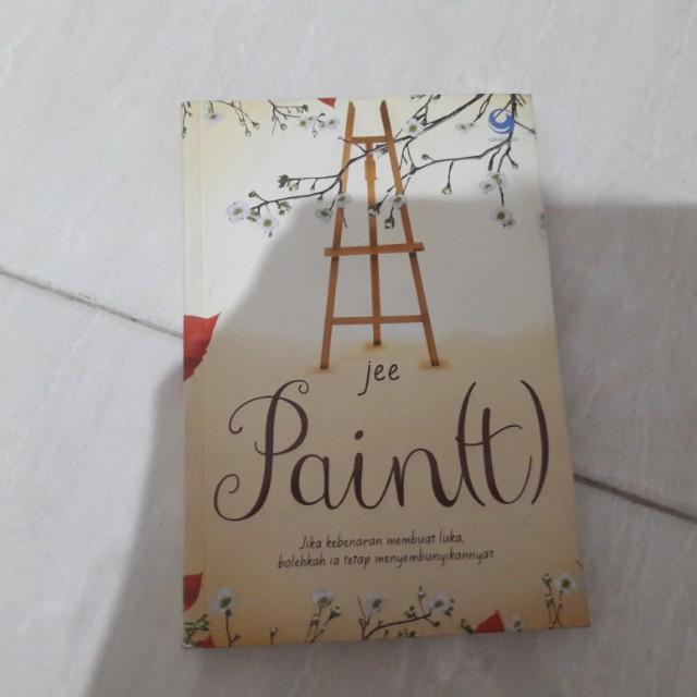 Novel Pain(t) by Jee