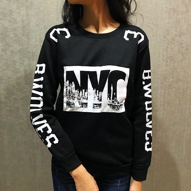 NYC B.Wolves Sweater / Jumper
