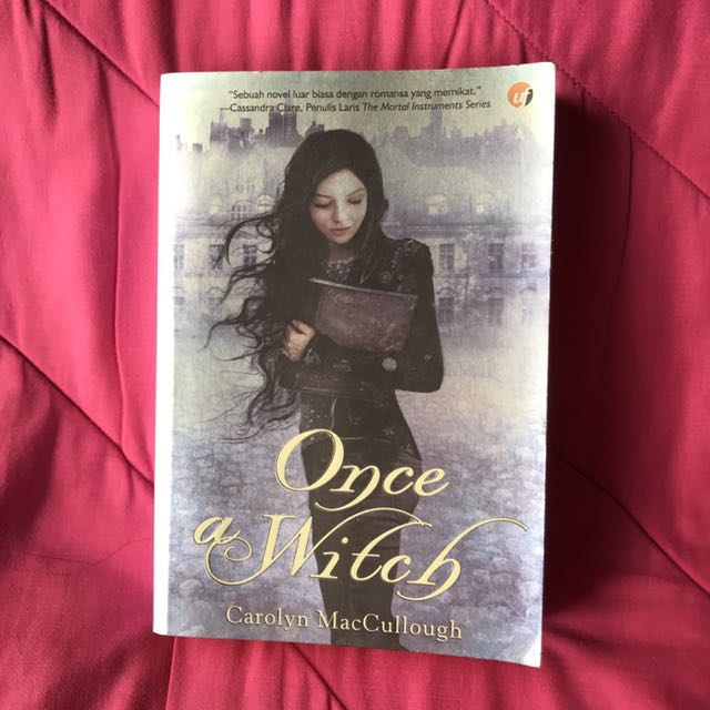 Once a Witch (Terjemahan)