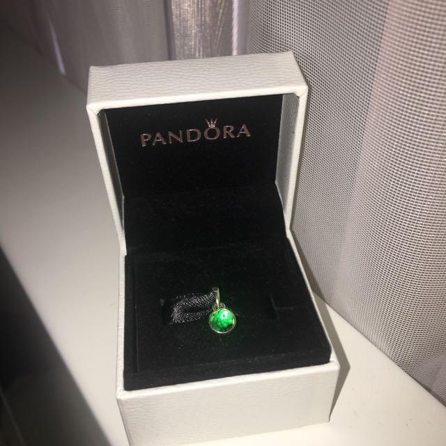 pandora may necklace pendant