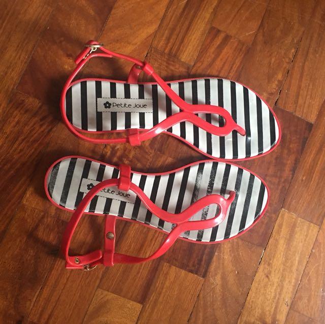 Petite Jolie Sandals