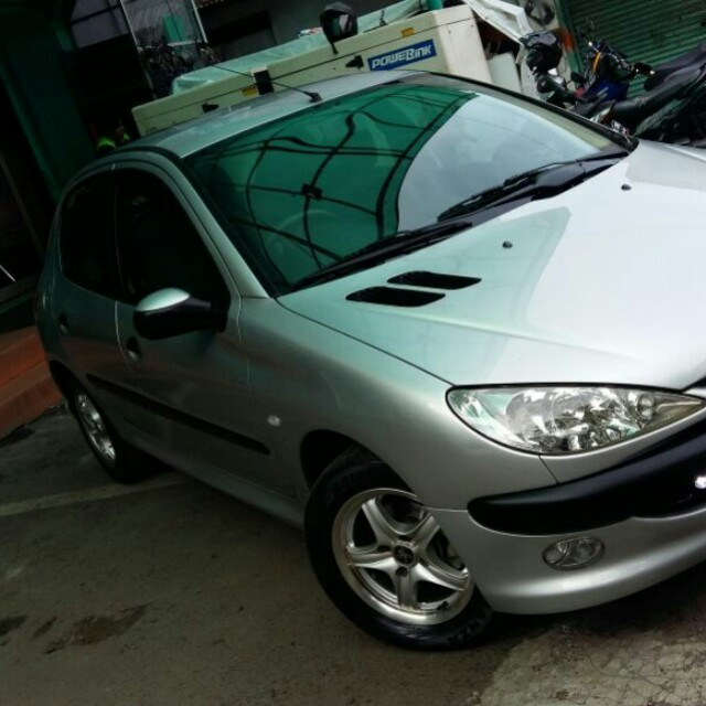 Peugeout 206 matic 2005