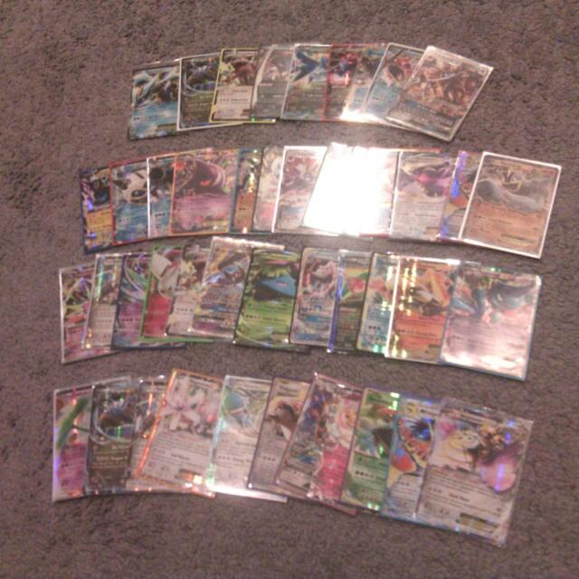 Pokemon EX/GX Collection