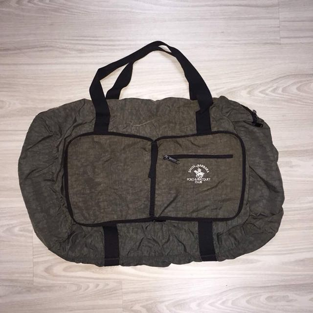 Polo duffle bag