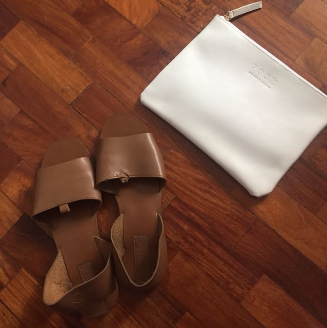 Poshpocket shoes sandals