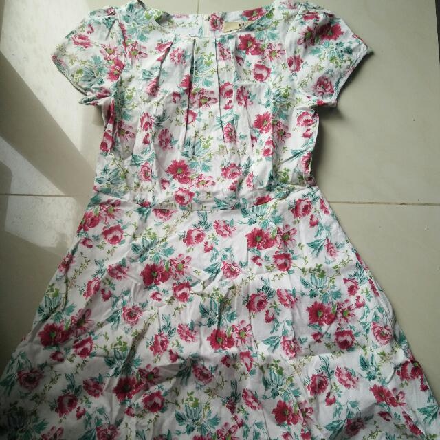 preloved dress BLF size M