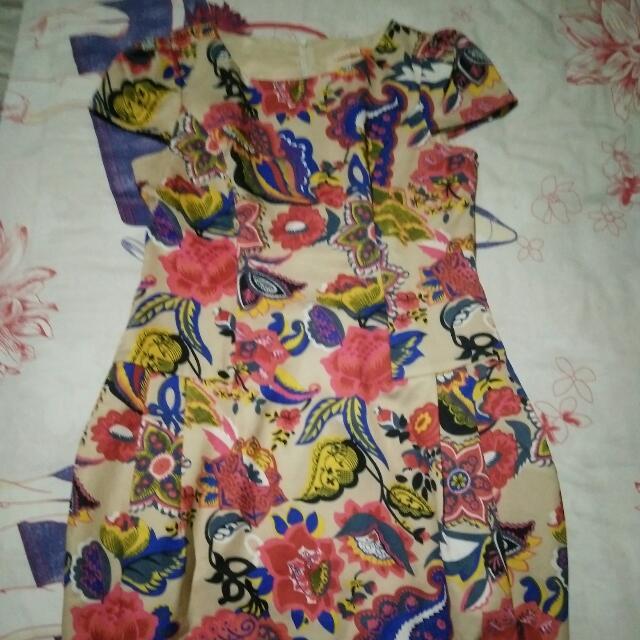 preloved dress size m bagus bgt kaya baru loh