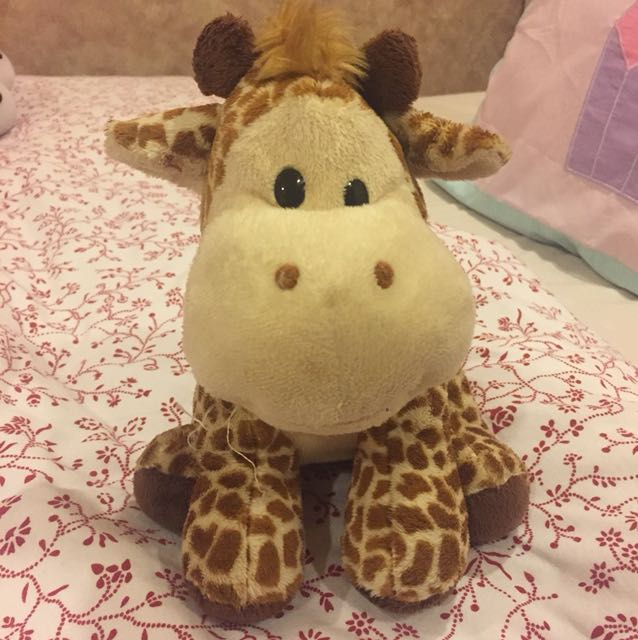 Preloved Giraffe Doll