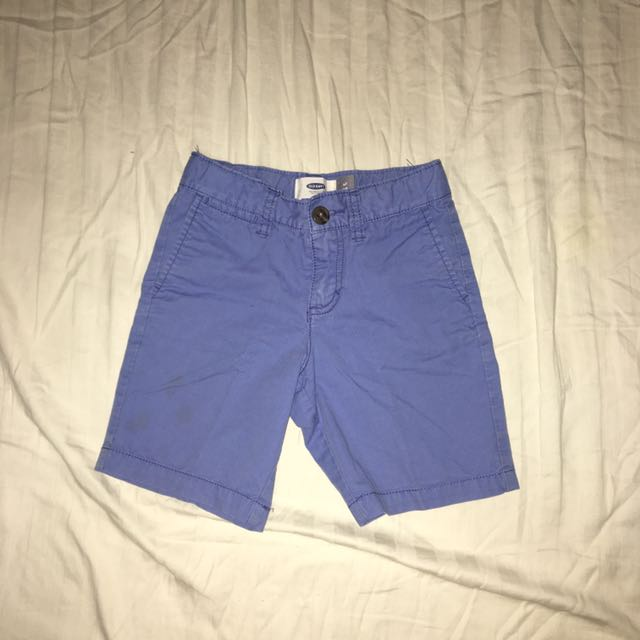 Pre-owned Blue shorts