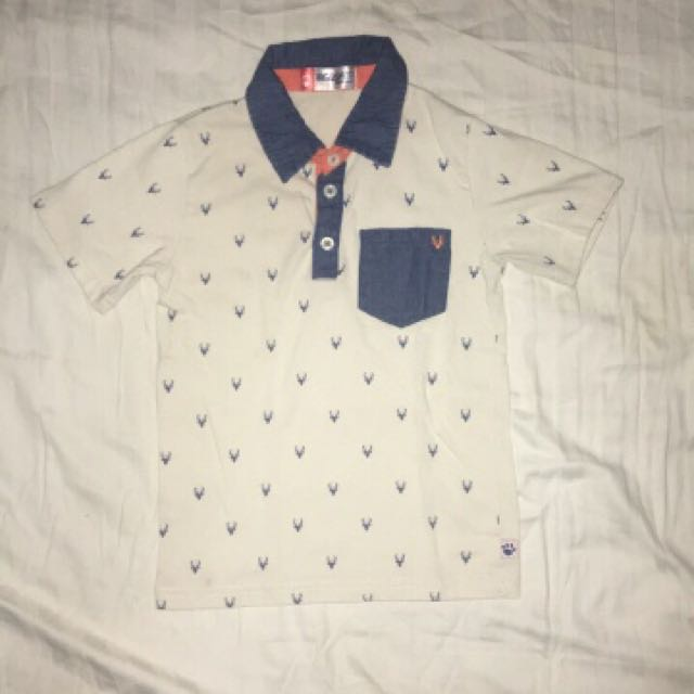 Pre-owned Collared Shirt for boys
