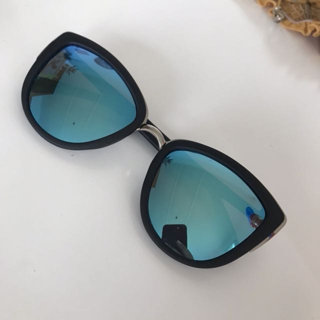 Quay 'My Girl' sunglasses