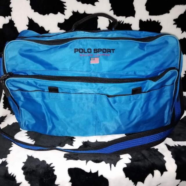 Ralph Lauran Travel Bag