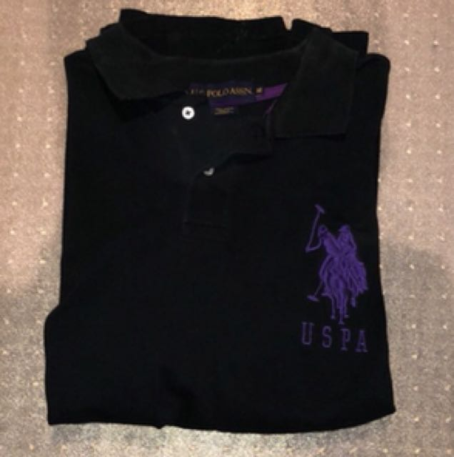 Ralph Lauren Purple Horse