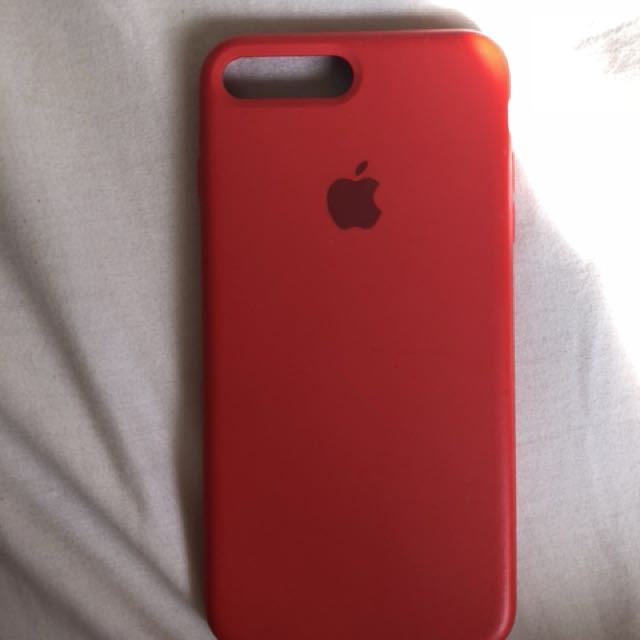 RED APPLE CASE