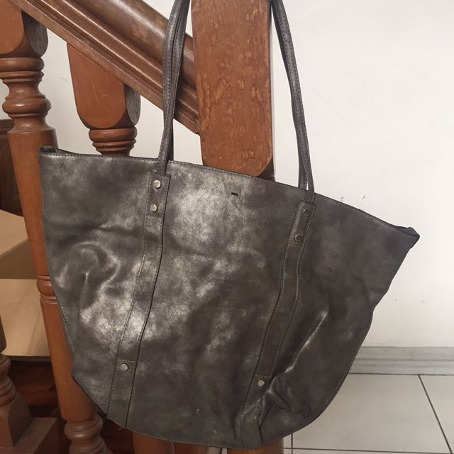 REDUCED PRICE 💖Aldo Metallic Tote Bag