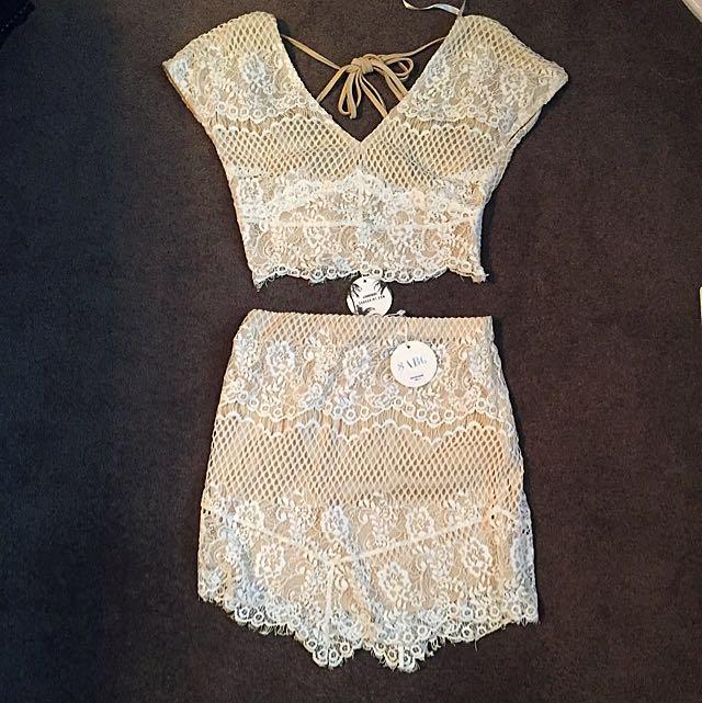 Sabo Skirt Two Piece Set