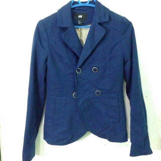 SALE!! H&M BLUE COAT