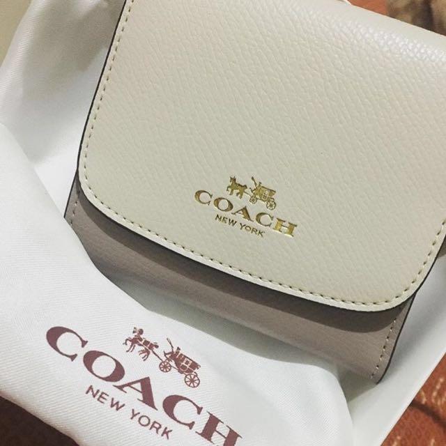 ♥️SALE‼️Authentic Coach Wallet