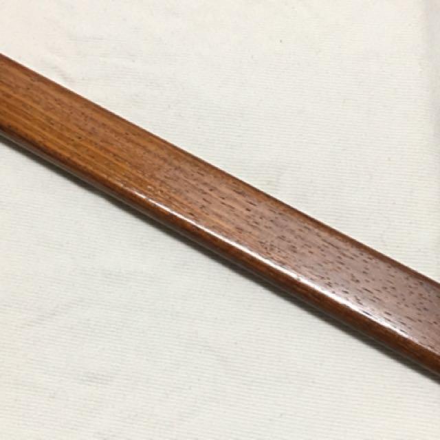 SM調教 純手工製作 鐵木 原木木拍