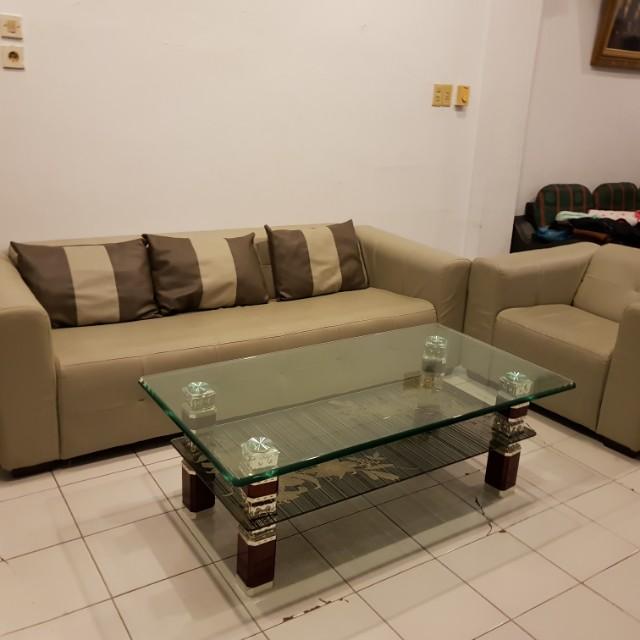 Sofa+Meja Tamu