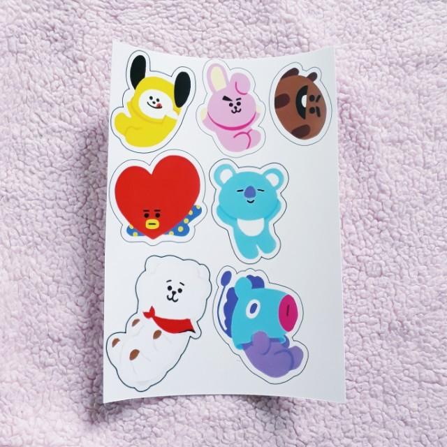Sticker bts