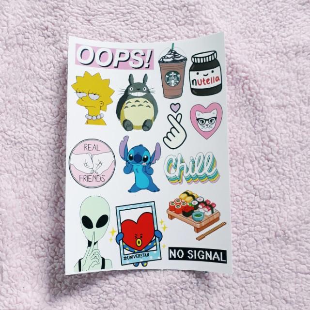 Sticker tumblr