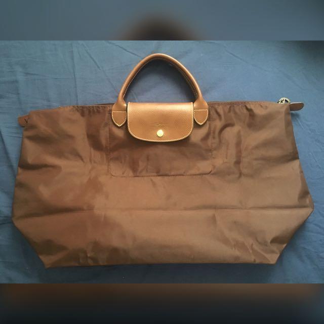 Super sale‼️Authentic Long Champ Travel Bag