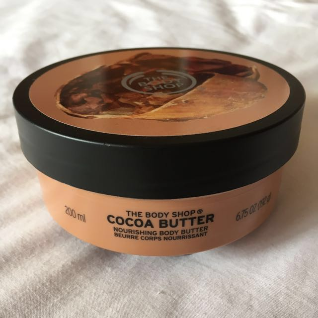 The Body Shop - Cocoa Body Butter
