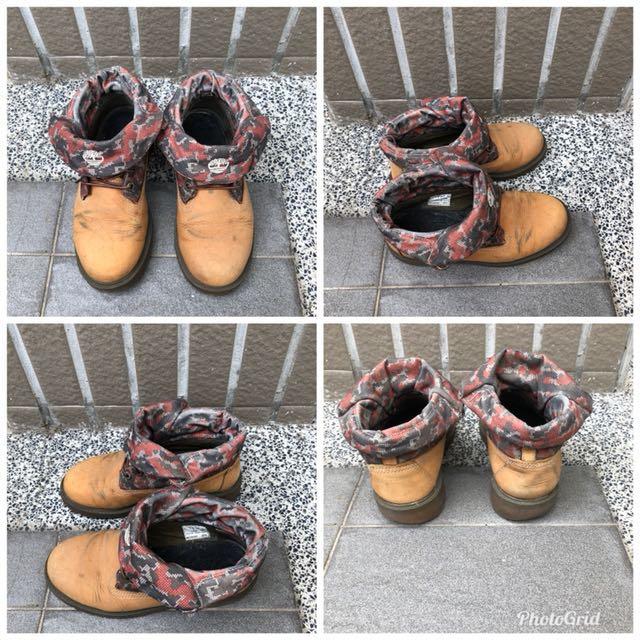 Timberland-正版黃靴/短靴/童鞋/女鞋/男鞋/中性靴