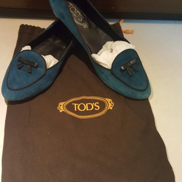 TOD'S平底鞋