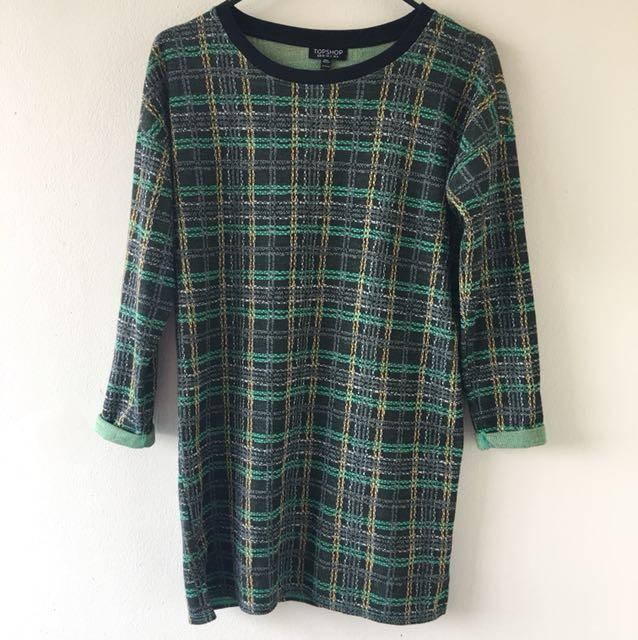 ⚫️Topshop SMALL Sweater Dress