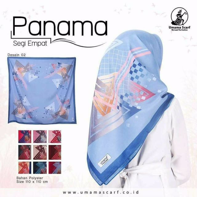 Umama panama scarf