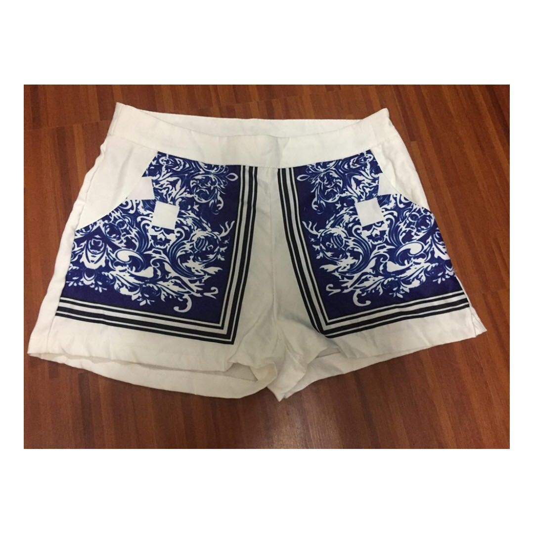 Unbranded white shorts