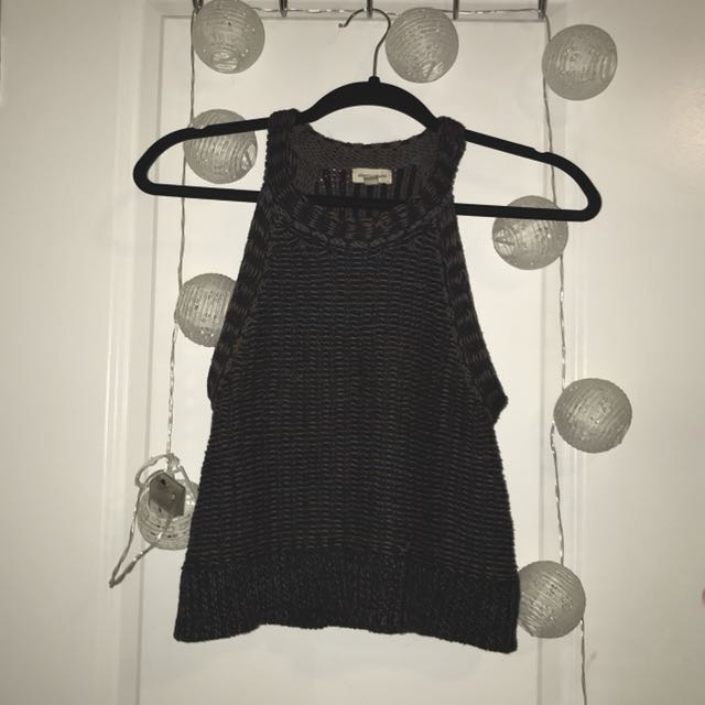 urban outfitters • knit tank