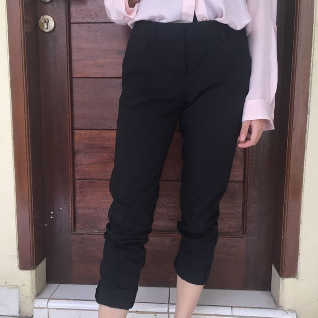 Worked Pants