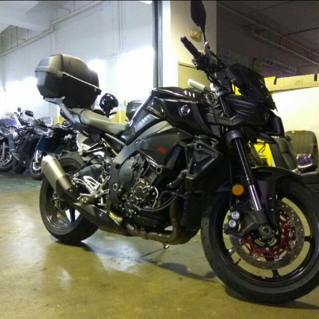 Yamaha MT10 MT-10, Motorbikes, Motorbikes for Sale, Class 2