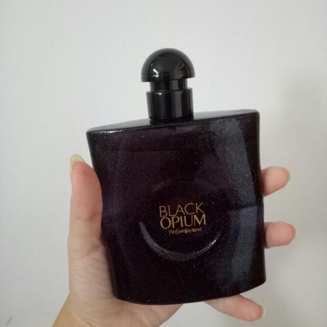 Black opium Ysl parfume
