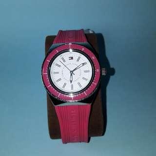 Tommy Hilfiger Watch Pink Original 2nd