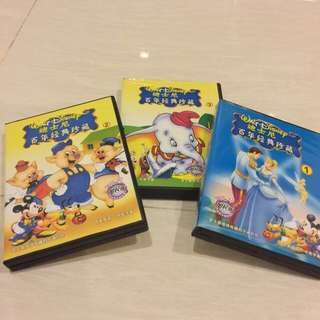 HDVD Disney Cinderella & Classic Series