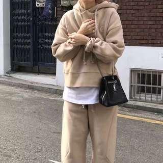 🚚 正韓 刷毛 運動套裝