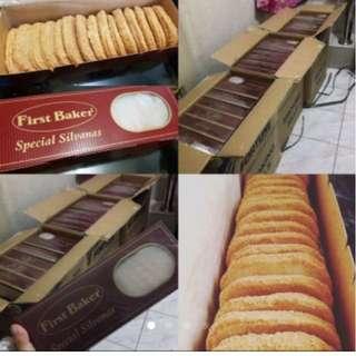 First baker silvanas! 💝