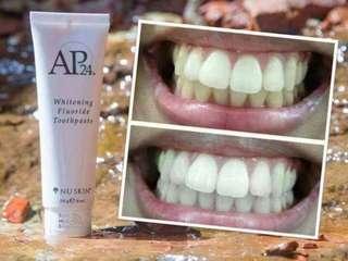 Hello sis baka gusto u itry Yung nadiscover ko na bagong toothpaste tested and proven na nakakaputi talaga ng ngipin. Safe sa buntis at bata, I mas maganda kaysa kinalakihan na natin sya toothpaste.