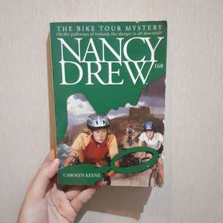 Nancy Drew : The Bike Tour Mystery