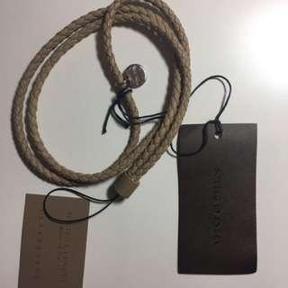 Bv 頸繩