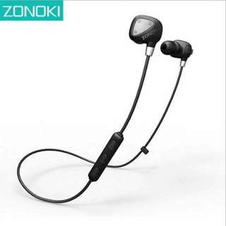 Zonoki S2 Blueotoh Stereo Earphone Wireless Music Headset