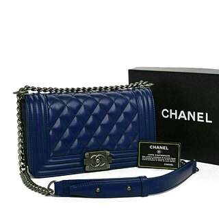 OFFER !  CHANEL BOY