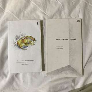 Moonsoon Tiger & Buku Tentang Ruang (bundle)