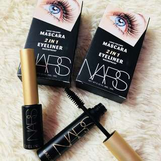 NARS 2IN1 (MASCARA+EYELINER)